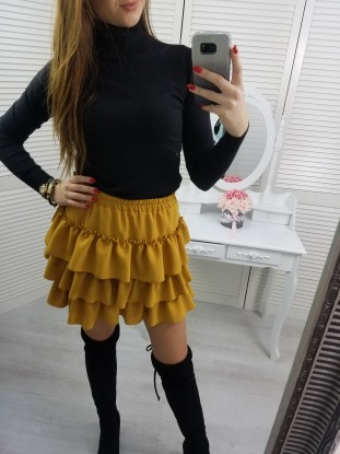 Sweterek panterka