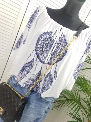 Sukienka alison white