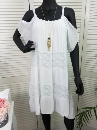 Sukienka miodowa aztecka